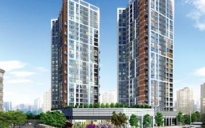 [Real Estate] 공공기관 이전부지·예식장 자리에 들어서는 신규단지, 아파트값 프리미엄 뛰고 청약경쟁 치열