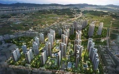 6월 집들이 '김포풍무2차'… 8000만원 웃돈