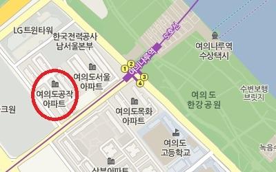 '49층 재건축' 여의도 공작, 서울시 심의 신청
