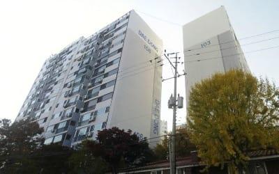 지하철 1호선 부개역세권 '대동아파트'