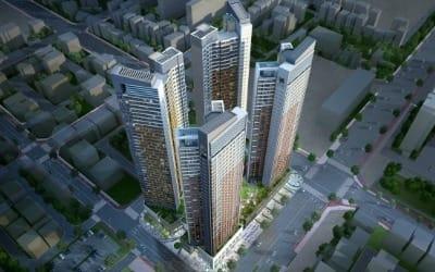 한화건설, '익산 부송 꿈에그린' 5일 모델하우스 개관