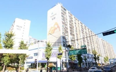 [얼마집] 동북선경전철 수혜 단지, 상계동 '벽산'