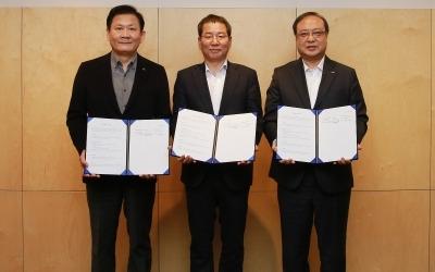 현대산업개발, LG전자와 손잡고 스마트홈 기술 개발 나선다