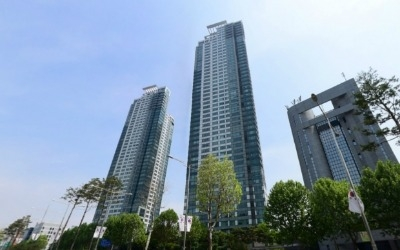 [얼마집] 강남의 상징… 초고층 랜드마크 '아이파크삼성'