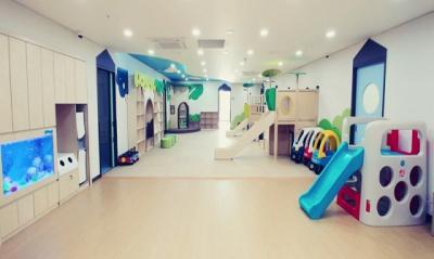 은행 유휴점포 활용한 중소기업 공동 직장어린이집 첫 개원