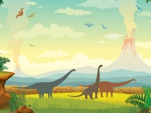 공룡 삼촌의 다이내믹 공룡 이야기-①스테고사우루스