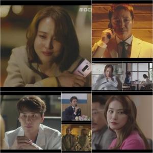 '손 꼽 잡고' 한혜진, 윤상현엔 '잔혹 이별'·김태훈엔 '처연 고백'