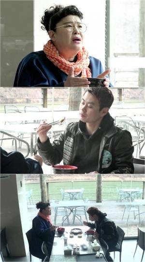 '전지적 참견 시점' 이영자, 최고의 휴게소 음식 공개 '감동의 먹방'