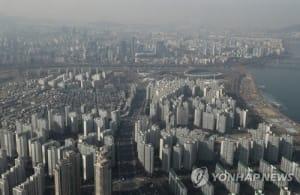 서울 주택 평균가격 6억원 돌파…2008년 이래 처음