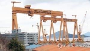 조선업 침체 경남지역 경기 회복 기대감