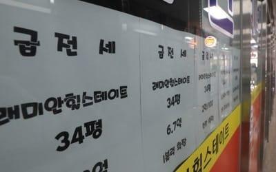 """공인중개사 10명중 6명 """"올해 집값 내린다"""""""