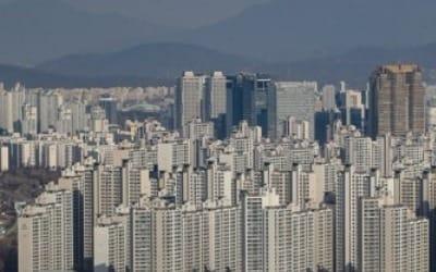 서울 중소형 아파트값 작년에 13% 넘게 뛰었다… 8년만에 최고
