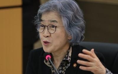 """박은정 권익위원장 """"다산 신도시 택배 논란은 구조적 문제"""""""