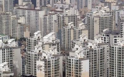 서울 아파트값 상승폭 '8·2대책' 직후 수준으로 줄어