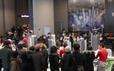 부동산 조정기 분양시장만 호황… 청약경쟁률 되레 상승