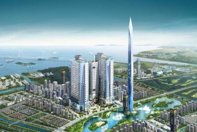 청라국제도시 '시티타워역 골드클래스' 이달 분양