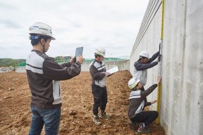 한화건설, 건설현장 현장검측 시스템 '제다' 개발