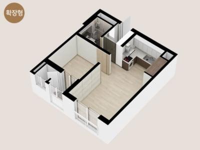 11㎡(3.3평)까지 줄어든 아파트…그 끝은 어디?