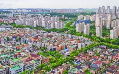 """""""무더기 재건축 후유증""""…역전세난 빠진 안산"""