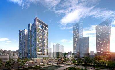 '안양 센트럴 헤센 2차' 아파트·오피스텔 18일부터 분양