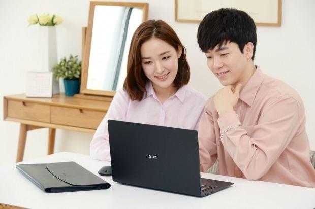 LG전자, 'LG 그램' 100만대 판매 기념 한정판 출시
