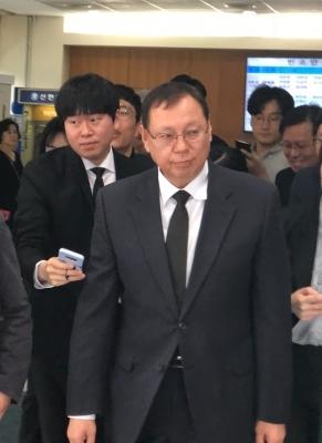LG 6인 부회장단, 故 구본무 회장 조문