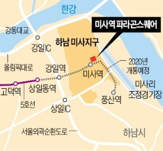 """""""웃돈 5억에 10만명 청약"""" 이번주 역대급 로또 분양 나오게 된 사연"""