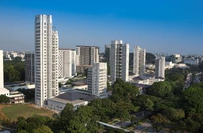 쌍용건설, 싱가포르 건설대상 10년 연속 수상