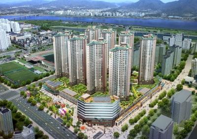 미사역 파라곤, 미사강변도시 역세권 '로또 아파트'