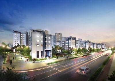 세제혜택 누리는 공공지원 민간임대주택 '김포한강 롯데캐슬' 6월 공급