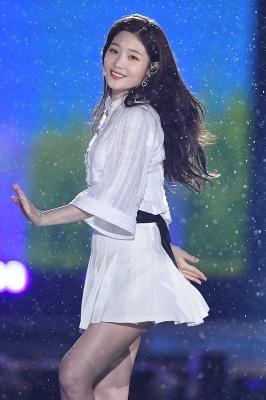 다이아 정채연, '우아한 여신 미모~' (2018 드림콘서트)