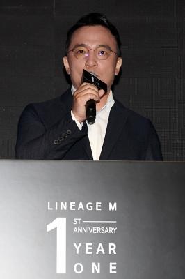 리니지M 서비스 방향 밝히는 김택진 대표
