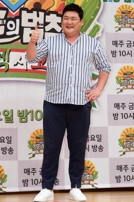 김준현, '정글 먹방 기대해주세요'