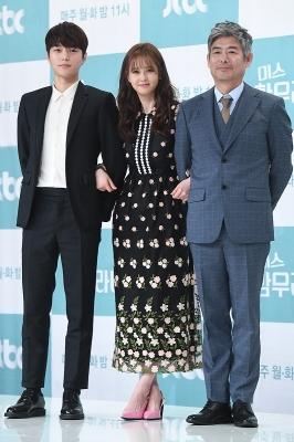 김명수-고아라-성동일, '세 판사 이야기' 기대해 주세요~