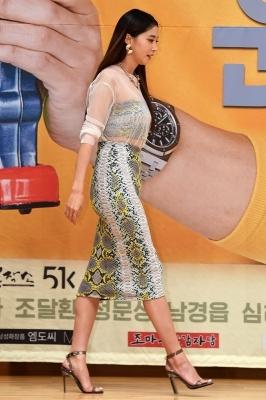 오윤아, '그녀만이 소화 가능한 패션'