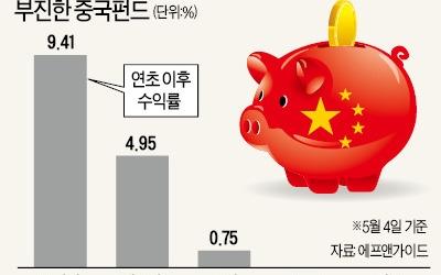 235개 대형株 수혜… 중국펀드 다시 '꿈틀'