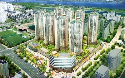 [Cover Story-동양건설산업] 미사강변도시 마지막 민간 분양단지, 미사역 파라곤