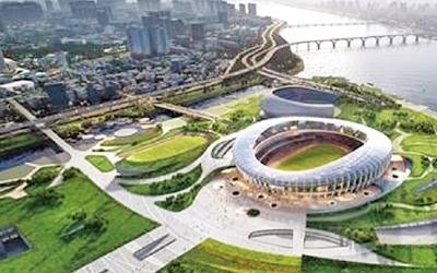 '88올림픽 성지' 잠실주경기장… 스포츠·문화 복합단지로 탈바꿈