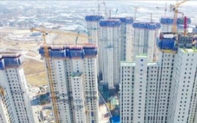 수도권 역세권 주거복합 아파트 인기