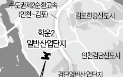 김포에 LNG 열병합발전소 들어선다