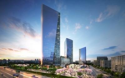 국내 최대 규모 지식산업센터 '금강펜테리움 IX타워' 11일 분양 시작