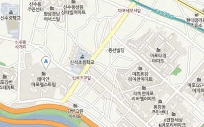 현석동 '래미안마포웰스트림', 전용 84㎡ 11억3900만원 거래