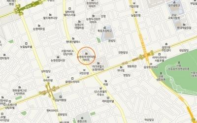 지하철 4개역 가까운 '논현 동부센트레빌'