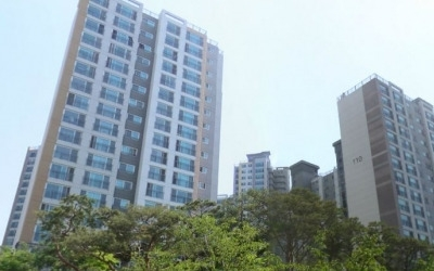 전용84㎡ 11억원대… 왕십리뉴타운 '텐즈힐1'