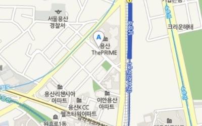 [얼마집] 문배동 대표 주상복합 '용산더프라임'