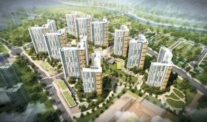 [얼마집] 미사강변도시 리딩 아파트 '미사강변센트럴자이'