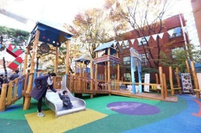 구로구, 공공공지·공원 등에 어린이놀이터 조성