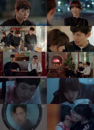 '기름진 멜로' 이준호X장혁, 정려원 향한 두 남자의 '애타는 짝사랑'