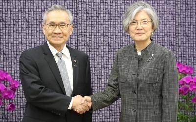 한국-태국 외교장관회담… 강경화, 한반도비핵화 지지 당부