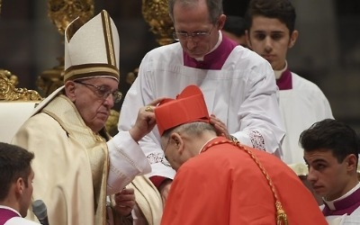약자·취약지 중시 드러낸 교황 인사… 새 추기경 14명 임명